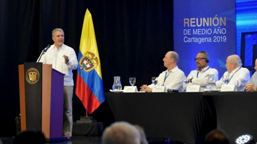Conclusions of the IAPA Midyear Meeting in Cartagena, Colombia