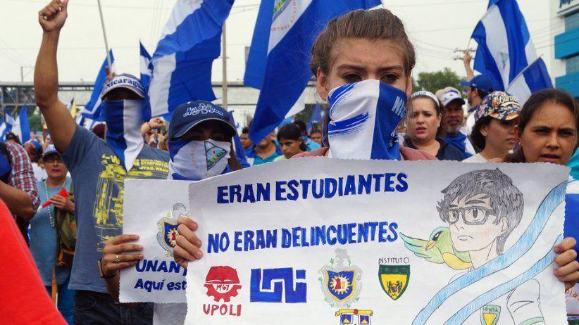 Nicaragua:  Democracys Agony