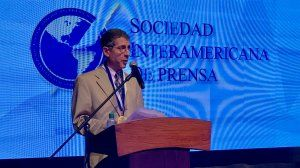 RCFP 2019 Chapultepec Grand Prize - Bruce Browns message