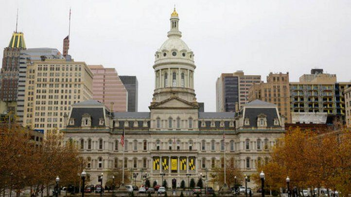 8 days after cyberattack, Baltimores network still hobbled
