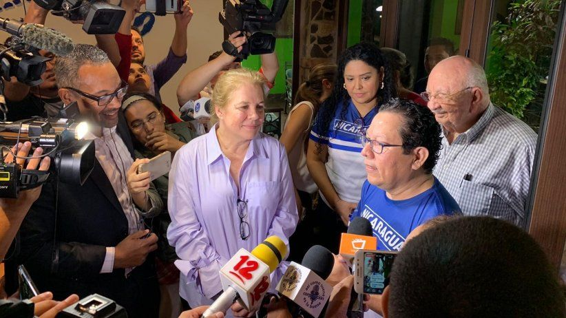Nicaragua: IAPA welcomes release of journalists, but warns that freedom of the press and of expression have not improved