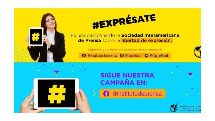 IAPA launches campaign to promote freedom of expression in the digital era