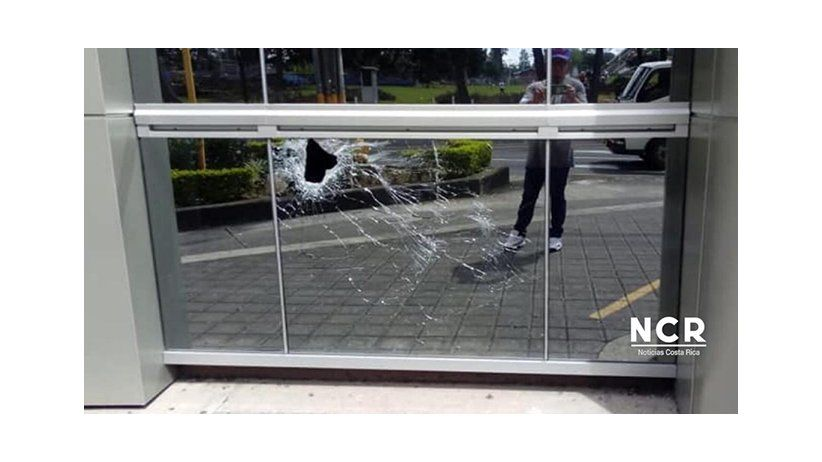 IAPA condemns attack on Costa Rican TV channel