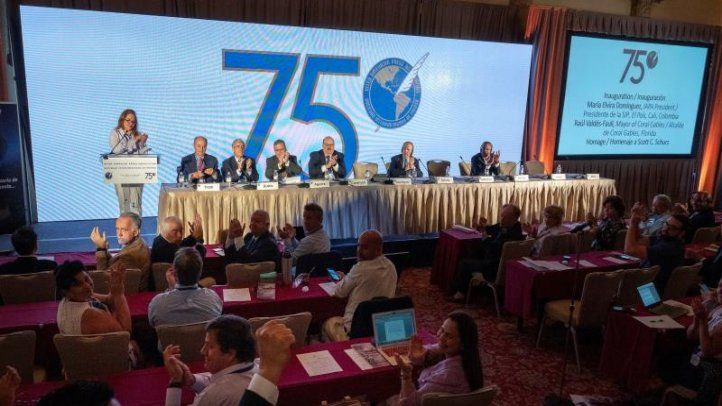 Conclusions of the IAPA 75 General Assembly