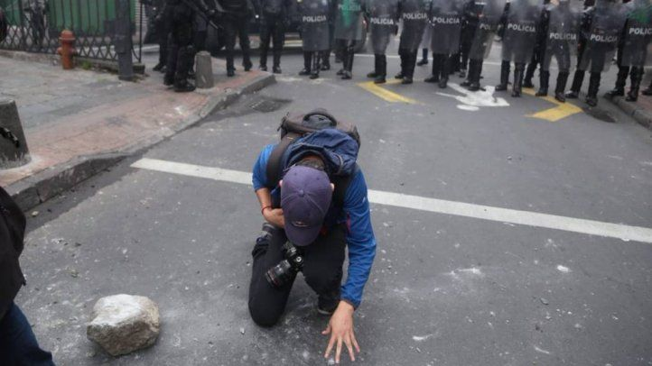 IAPA condemns attacks in Ecuador and asks to respect the work of journalists