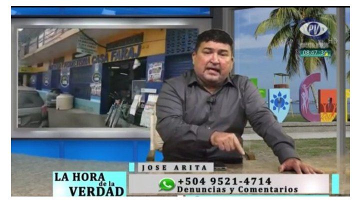 IAPA Denounces Murder of 4th Honduran Reporter This Year