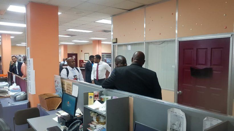 IAPA strongly condemns police raid against newspaper in Trinidad and Tobago