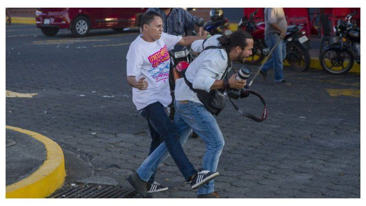 Joint report on freedom of expression in Nicaragua