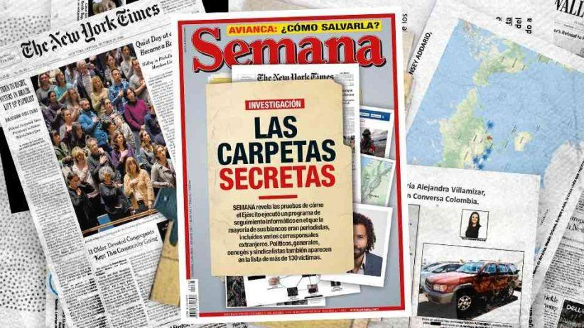 Strong rejection from IAPA for acts of espionage against journalists in Colombia