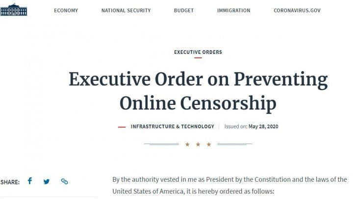 IAPA rejects President Trumps executive order
