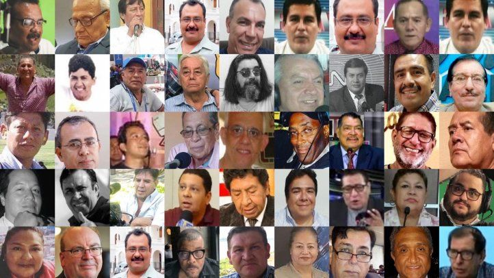 The IAPA awards the 2020 Press Freedom Grand Prize to journalists and press workers killed by COVID-19