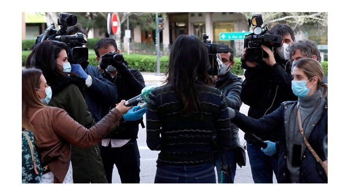 Governments limited access to information and circulation of journalists during the pandemic