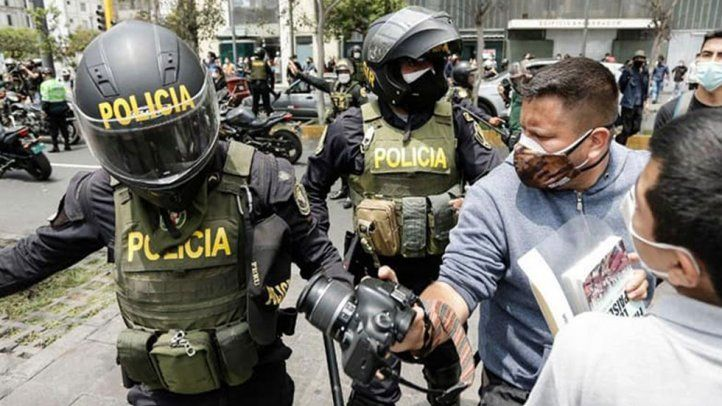 IAPA condemned attacks against the press in Peru