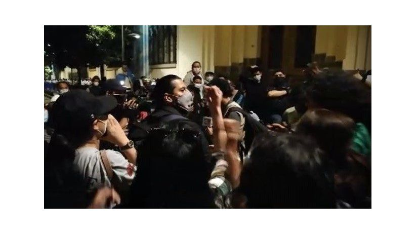 IAPA condemns attacks against journalists in Guatemala