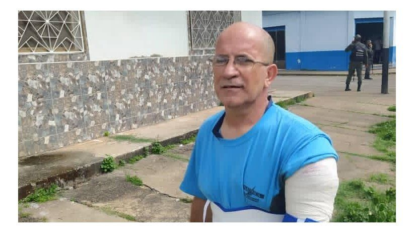 IAPA condemns attack against journalist in Venezuela and calls for an expedited investigation