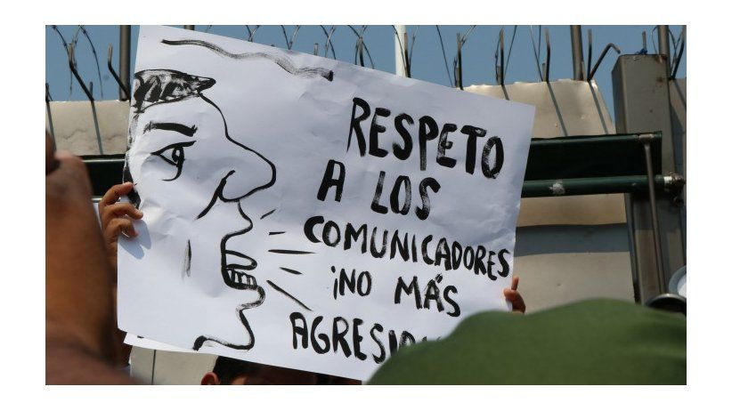 IAPAs concern over increased attacks against journalists in Latin America
