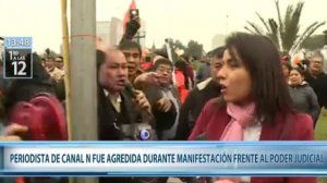 IAPA condemns aggression against news reporters in Peru