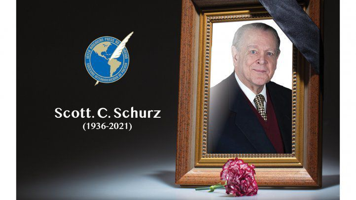 Mourning at the IAPA over the death of Scott C. Schurz