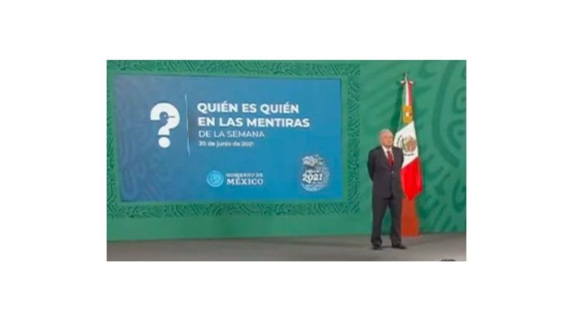 IAPA rejects stigmatization campaign by the government of Mexico