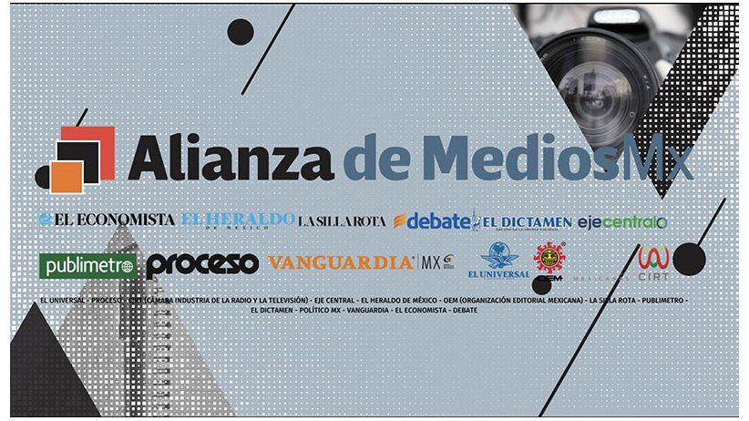 The IAPA celebrates the creation in Mexico of the Alianza de Medios Mx