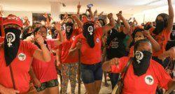 Repudia invasão da sede do Grupo Jaime Câmara, no Brasil
