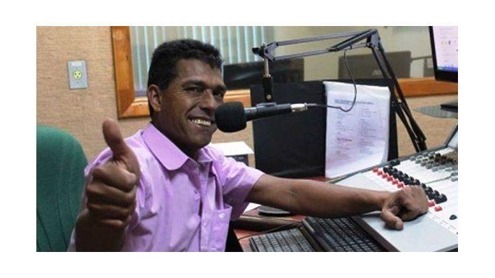 Assassinato de radialista no Brasil
