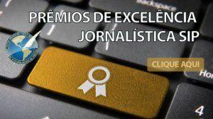 Inscrições para o prêmio Excelência Jornalística 2017