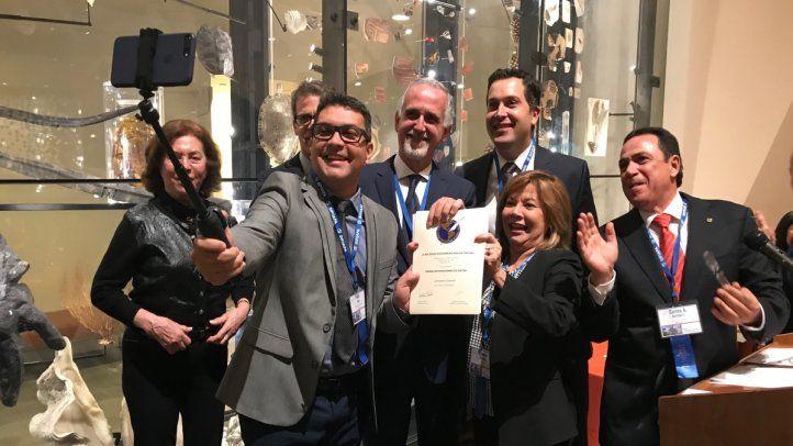 Jornalistas do hemisfério celebram seu sucesso