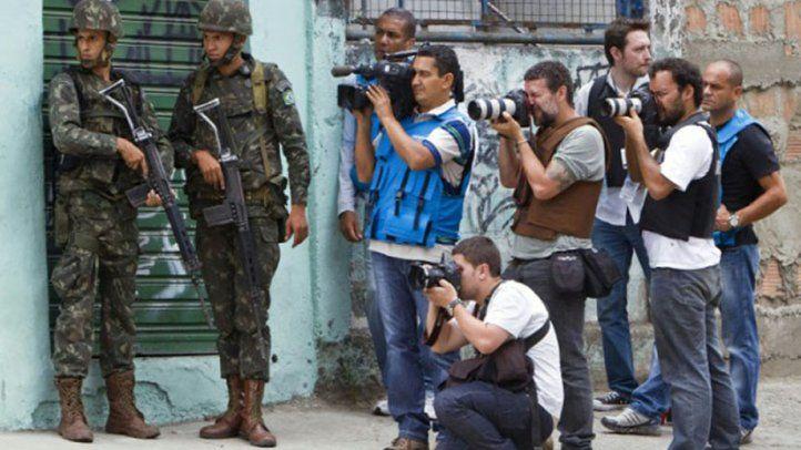 Brasil: agressões, ameaças e vandalismo contra jornalistas e mídia