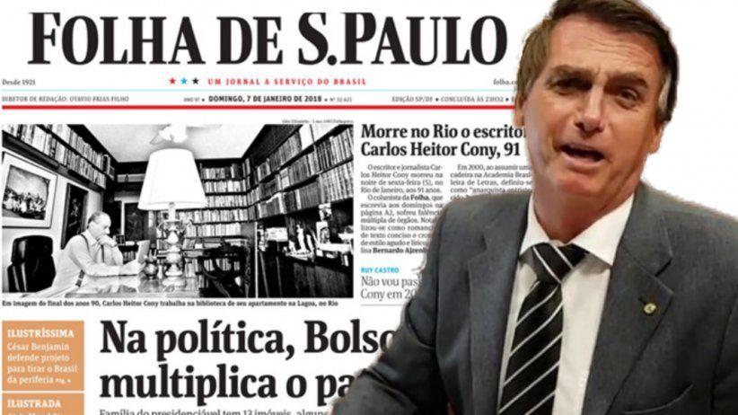 SIP manifesta preocupação com possíveis represálias do presidente eleito do Brasil