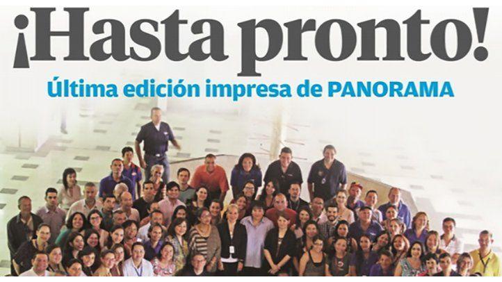Centenário jornal venezuelano encerra edição impressa