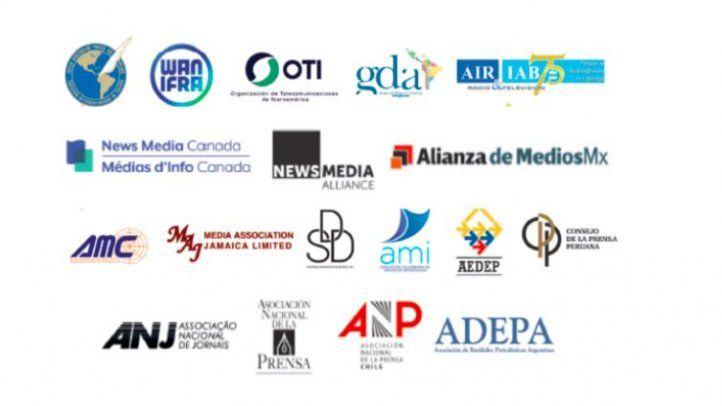 Convocação dos meios de comunicação das Américas para a defesa dos valores do jornalismo profissional no ecossistema digital